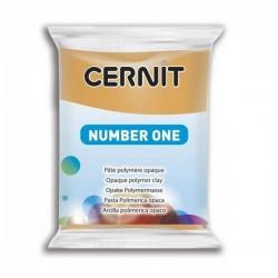 Cernit Number One - okrově žlutý, 56 g