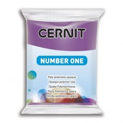 Cernit Number One - mauve, 56 g