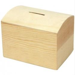 Pokladnička dřevěná