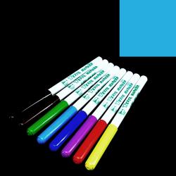 Fix na textil světle modrý, 2 mm