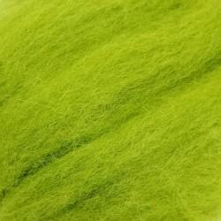 Ovčí rouno - světle zelené, 10 g