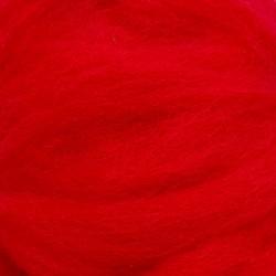Ovčí rouno velké - červené