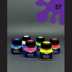 Barva na textil Javana - fialová, 20 ml