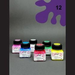 Barva na porcelán Classic - fialová, 20 ml