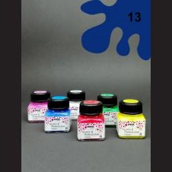 Barva na porcelán Classic - modrá, 20 ml