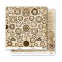 Papír na scrapbook - Stopwatches, 30,5 x 30,5