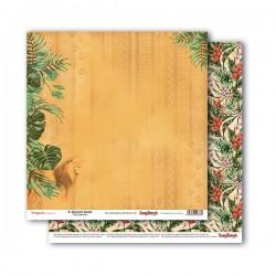 Papír na scrapbook - A Special Guest, 30,5 x 30,5
