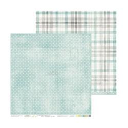 Papír na scrapbook - My precious boy 03, 30,5 x 30,5
