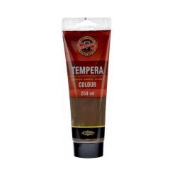 Temperová barva - umbra pálená, 250 ml