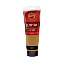 Temperová barva - siena přírodní, 250 ml