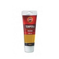 Temperová barva - okrová, 250 ml
