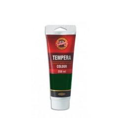 Temperová barva - chromoxid tupý, 250 ml