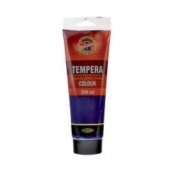 Temperová barva - pruská modř, 250 ml