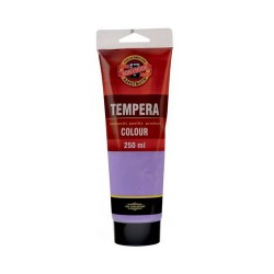 Temperová barva - ultramarin červený , 250 ml