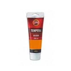 Temperová barva - kadmiová oranžová , 250 ml