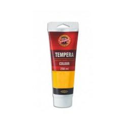 Temperová barva - žluť tmavá , 250 ml