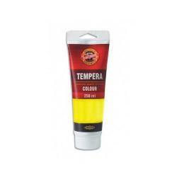 Temperová barva - žluť citrónová, 250 ml