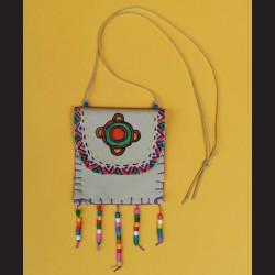 Kreativní sada - indiánská taštička