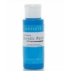 Akrylová barva, 59 ml - výrazně modrá