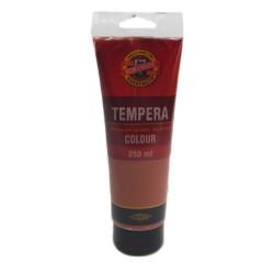 Temperová barva - siena pálená, 250 ml