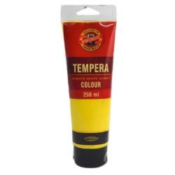Temperová barva - primární žluť, 250 ml