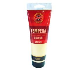 Temperová barva - neapolská žluť světlá, 250 ml