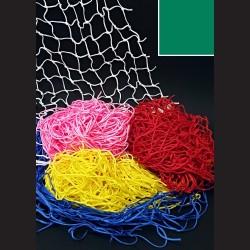 Dekorační síť - smaragdová, 1 x 2 m, oko 10 cm