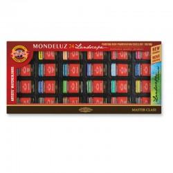 Akvarelové barvy Koh-i-noor LANDSCAPE, 24 barev