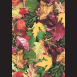 Papír A4, 300 g - podzimní listí oboustranné