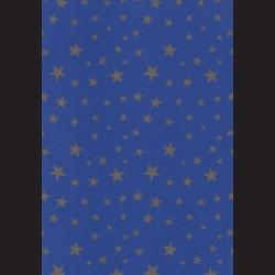 Papír A4, 300 g - zlaté hvězdy oboustranné
