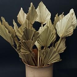 Podzimní dekorace - tmavý malý list