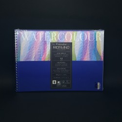 Blok FABRIANO lis za studena - akvarel, 12 x A4, 300 g