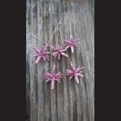 Dekorativní špendlík růžový