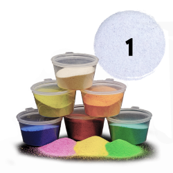 Bílý písek, 30 g