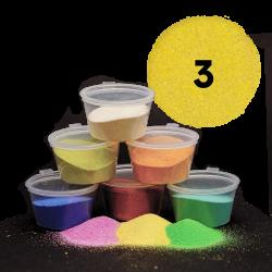Žlutý písek, 30 g