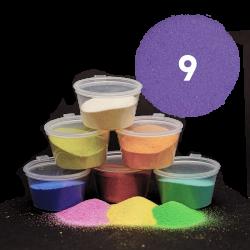 Fialový písek, 30 g