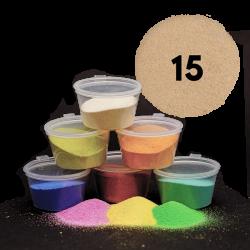 Béžový písek, 30 g