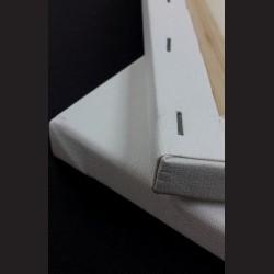 Malířské plátno na rámu čtverec, 20 x 20 cm