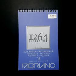 Blok FABRIANO 1264 - 30xA4, 300g, vhodné pro akvarel