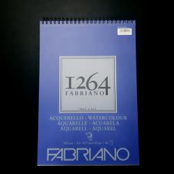 Blok FABRIANO 1264 - A3, 300g, 30 listů