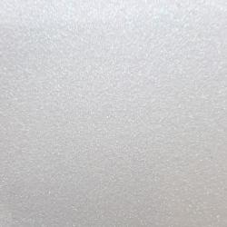 Mosguma - třpytivá bílá, A4
