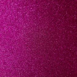 Mosguma - třpyt. tmavě růžová, A4