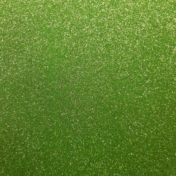 Mosguma - třpyt. světle zelená, A4