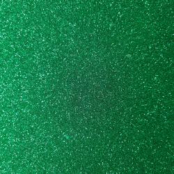 Mosguma - třpyt. tmavě zelená, A4