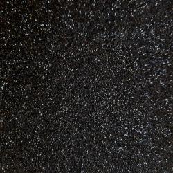 Mosguma - třpytivá černá, A4