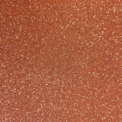 Mosguma - třpytivá oranžová, A4