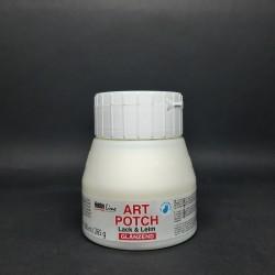 Lepidlo a lak Art Potch, lesklé, vhodné pro decoupage na terakotu, dřevo, keramiku, kámen nebo lepenku, 250ml
