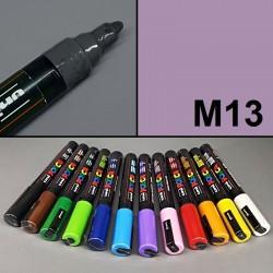 Univerzální akrylový popisovač/ / fix Posca, 1,8-2,5mm. Vhodný na textil, porcelán, kámen, sklo, dřevo a jiné materiály