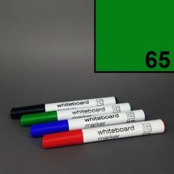 Školní stíratelný mazatelný popisovač / fix na tabuli Koh-i-noor - zelený - silný tlustý 2,5 mm.