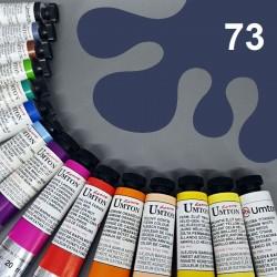 Profesionální olejová barva UMTON, 20 ml, odstín Paynova šeď tmavá. Kvalitní, odolné, světlostálé pigmenty.